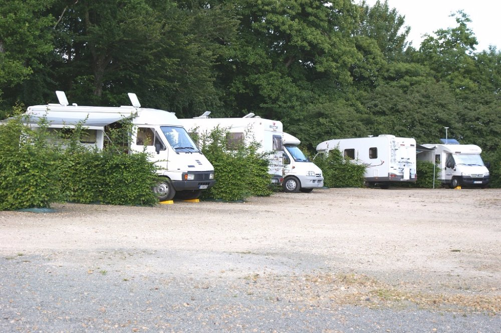 Aire camping-car à Saint-Fraimbault (61350) - Photo 1